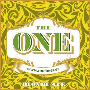 THE ONE BLONDE ALE