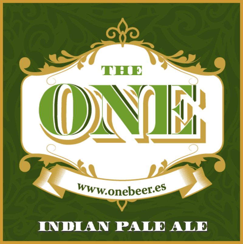 THE ONE BEER INDIAN PALE ALE - IPA