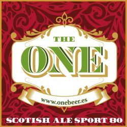 THE ONE BEER SCOTISH WEE ALE